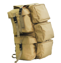 Military First Aid Backpack