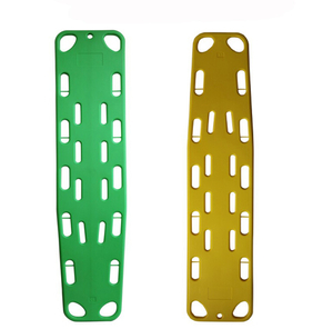 Emergency water rescue proper plastic spinal spine board