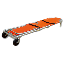 Wheelchair folding stretcher patient transfer stretcher