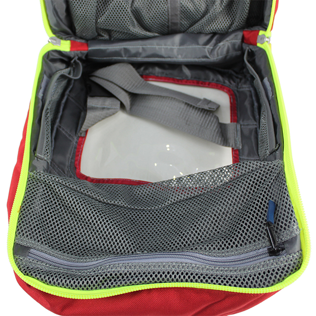 First Aid Backpack Big First Aid Kit Use for Emergency Ambulance
