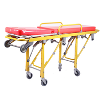 Hospital Ambulance trolley Patient Automatic loading stretcher