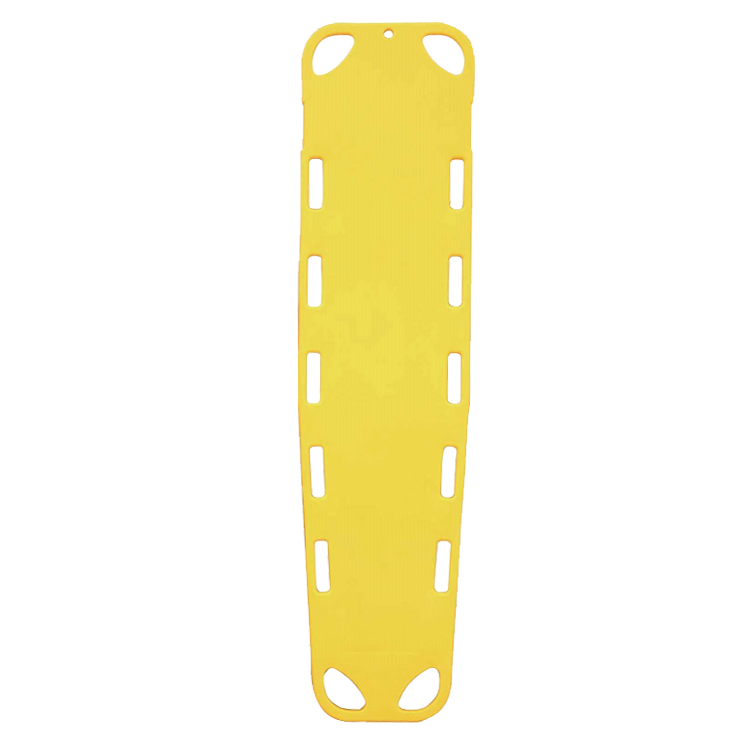 Plastic floating stretchers wih plastic buckles for straps
