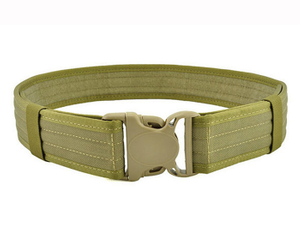High speed combat tactical belt plastic buckle