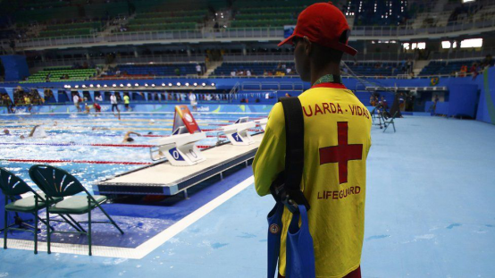 Are these the three oddest jobs at the Rio 2016 Olympics?