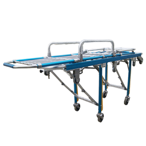 Medical emergency Ambulance stretcher and stretcher mattress suppliers