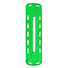 Ambulance medical plastic scoop stretcher