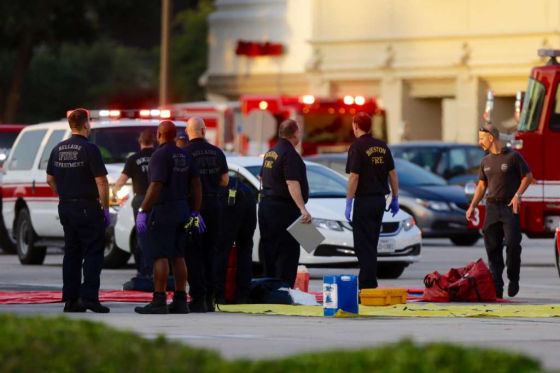 Gunman experienced personal struggles before SW Houston shooting——9 people injured; shooter killed at the scene